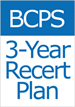 Pharmacotherapy 3-Year Recertification Plan
