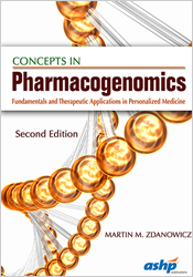 Concepts in Pharmacogenomics, 2nd Edition