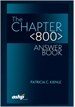 The Chapter 800 Answer Book by Patricia Kienle | 9781585285730 | U5730