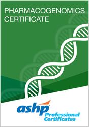 Pharmacogenomics Certificate