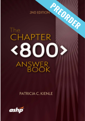 The Chapter <800> Answer Book, 2nd Edition