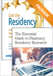 Package: Residency Research + Get the Residency