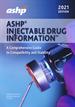 ASHP Injectable Drug Information