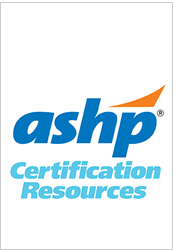 Clinical Sessions for Recertification: Ambulatory Care Pharmacy (Cert # L209329)