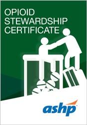 Opioid Stewardship Certificate